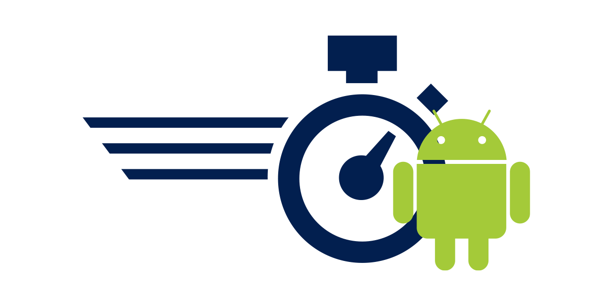 Android Icon and a Stopwatch