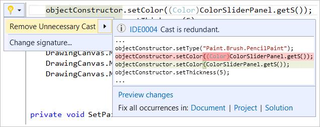 Screenshot of Powerful coding tools