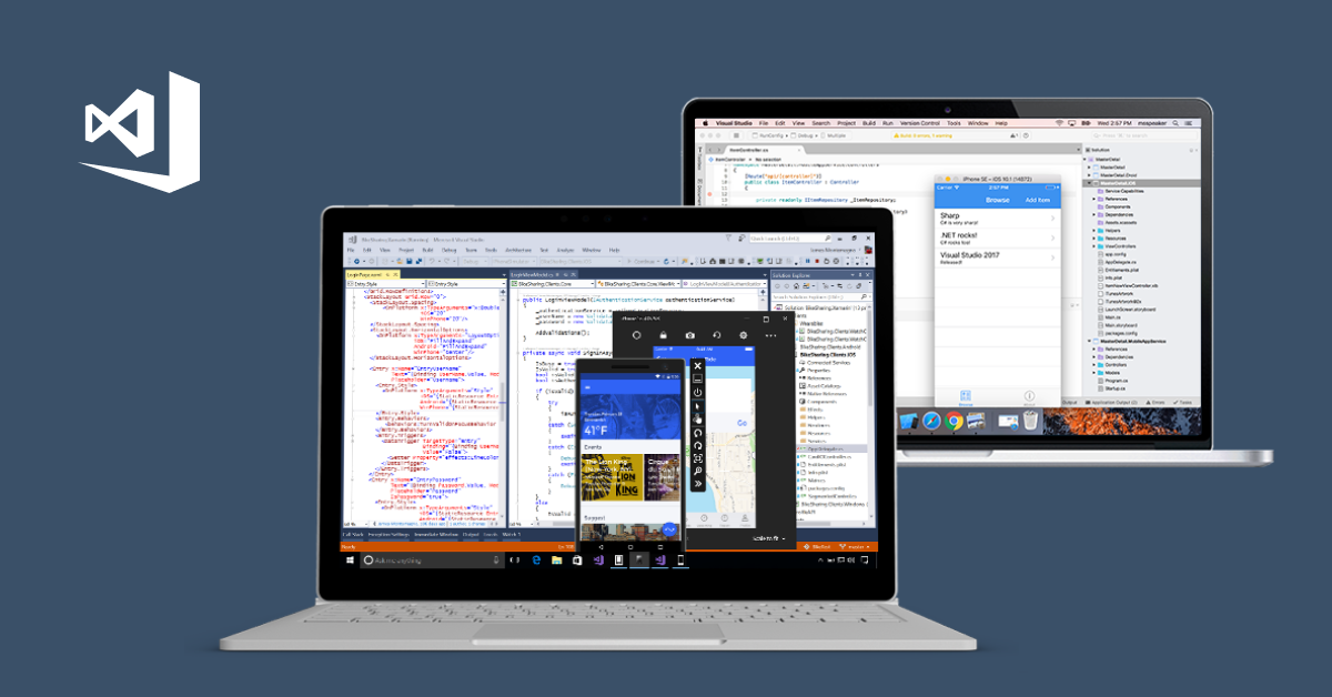 Visual Studio 2019 for Windows および Mac のダウンロード