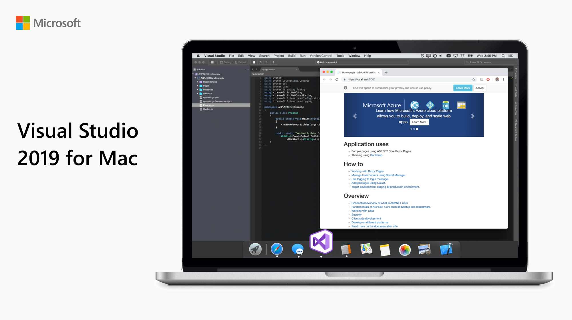 Visual Studio for Mac | Visual Studio